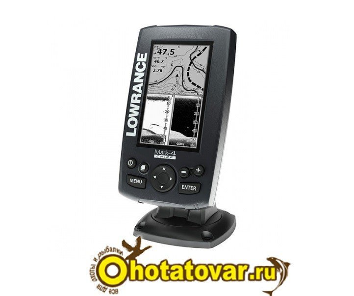 эхолот lowrance hook-3x dsi fishfinder with 455/800 обзор
